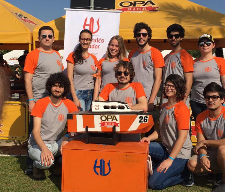Criox é Patrocinador da Equipe Holandês Voador